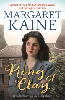 Ring Of Clay, Paperback Book