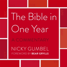 The Bible in One Year - a Commentary by Nicky Gumbel, CD-Audio Book
