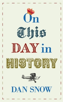 On This Day in History, Hardback Book