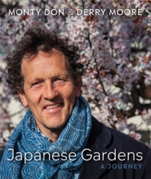 Japanese Gardens : a journey, Hardback Book