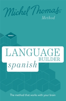 Language Builder Spanish (Learn Spanish with the Michel Thomas Method), CD-Audio Book