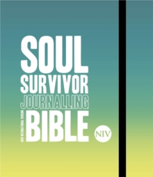 NIV Soul Survivor Journalling Bible, Hardback Book