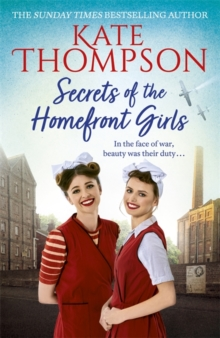 Secrets of the Homefront Girls, Paperback / softback Book
