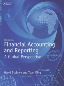 Financial Accounting and Reporting : A Global Perspective, Paperback / softback Book