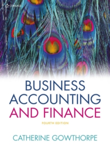 Business Accounting & Finance, Paperback Book