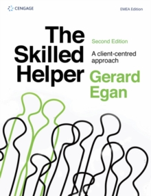 The Skilled Helper, Paperback Book