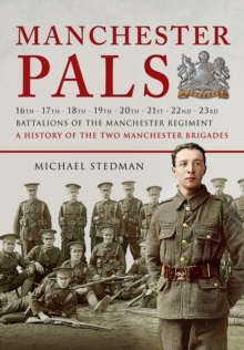 Manchester Pals, Paperback Book