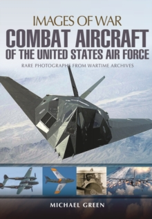 Combat Aircraft of the United States Air Force, Paperback Book