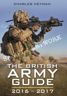 The British Army Guide 2016-2017, Paperback Book