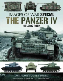 The Panzer : Hitler's Rock No. 4, Paperback Book