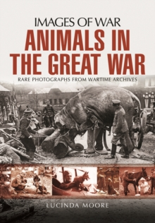 Animals in the Great War, Paperback / softback Book