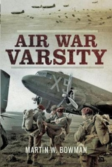 Air War Varsity, Hardback Book