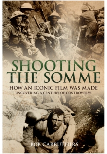 Shooting the Somme, Hardback Book