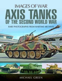 Axis Tanks of the Second World War, Paperback Book