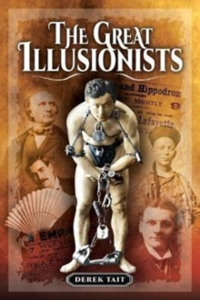 The Great Illusionists, Paperback / softback Book