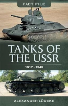 Tanks of the USSR 1917-1945, Paperback Book