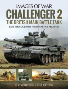 Challenger : The British Main Battle Tank No. 2, Paperback Book