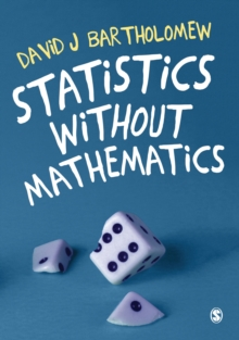 Statistics without Mathematics, Paperback / softback Book