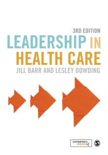 Leadership in Health Care, Paperback Book