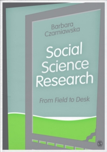 Social Science Research : From Field to Desk, PDF eBook