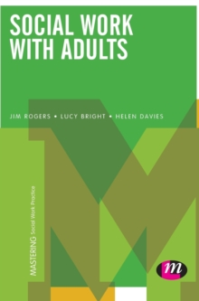 Social Work with Adults, Hardback Book