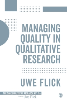 Managing Quality in Qualitative Research, Paperback / softback Book