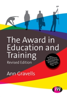 The Award in Education and Training, Paperback / softback Book