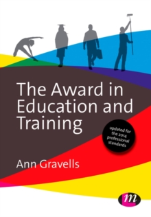 The Award in Education and Training, PDF eBook