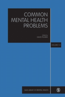 Common Mental Health Problems, Hardback Book