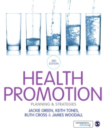 Health Promotion : Planning & Strategies, EPUB eBook