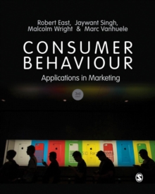 Consumer Behaviour : Applications in Marketing, Hardback Book