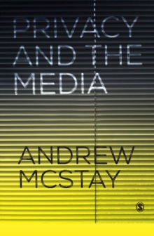Privacy and the Media, Paperback / softback Book