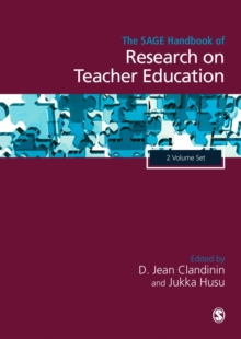 The SAGE Handbook of Research on Teacher Education, Hardback Book