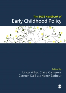 The SAGE Handbook of Early Childhood Policy, Hardback Book