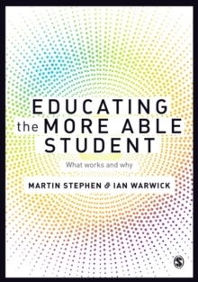 Educating the More Able Student : What works and why, PDF eBook