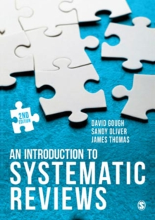 An Introduction to Systematic Reviews, Paperback Book