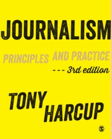 Journalism : Principles and Practice, Mixed media product Book