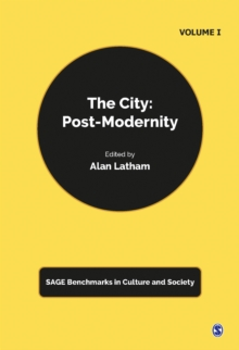 The City: Post-Modernity, Hardback Book
