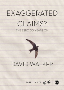 Exaggerated Claims? : The ESRC, 50 Years On, Hardback Book