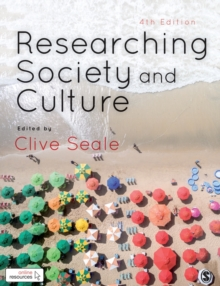 Researching Society and Culture, Paperback / softback Book