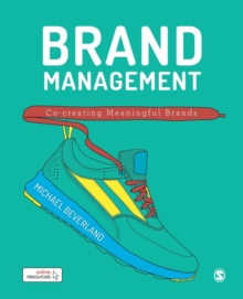 Brand Management : Co-creating Meaningful Brands, Paperback Book