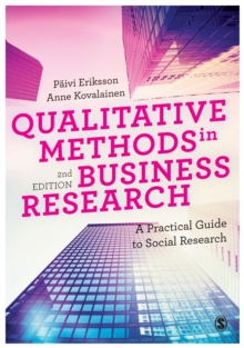 Qualitative Methods in Business Research : A Practical Guide to Social Research, EPUB eBook