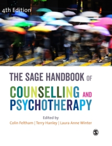 The SAGE Handbook of Counselling and Psychotherapy, Hardback Book