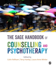The SAGE Handbook of Counselling and Psychotherapy, Paperback Book