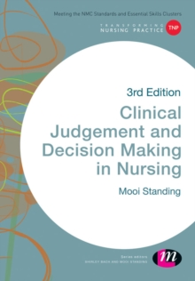 Clinical Judgement and Decision Making in Nursing, Paperback Book