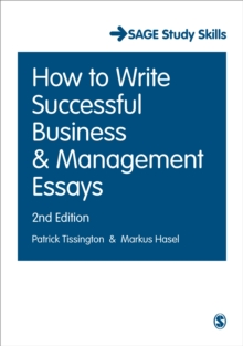 How to Write Successful Business and Management Essays, Paperback Book