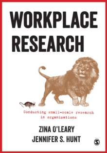 Workplace Research : Conducting small-scale research in organizations, PDF eBook