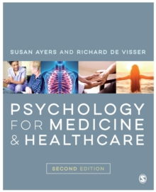 Psychology for Medicine and Healthcare, Paperback Book