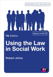 Using the Law in Social Work, Paperback / softback Book