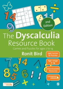 The Dyscalculia Resource Book : Games and Puzzles for ages 7 to 14, Paperback / softback Book